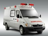 AMBULANCE VEHICLES  EXPORT DUBAI