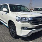 TOYOTA CARS DUBAI